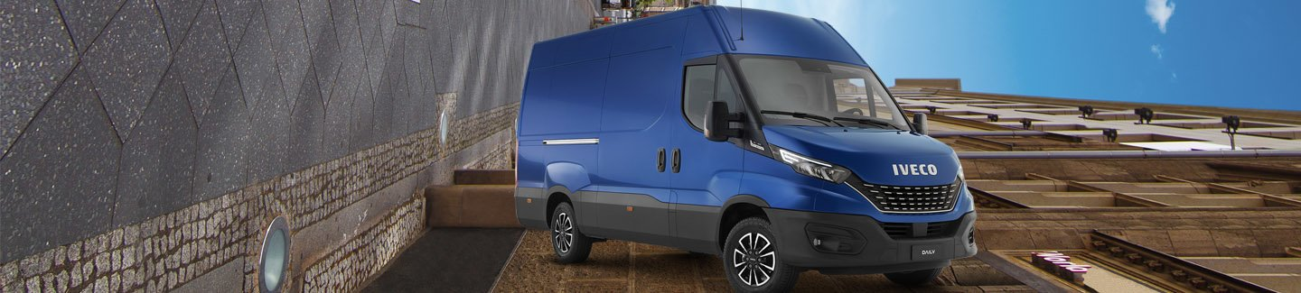 IVECO Daily Kastenwagen MY2019